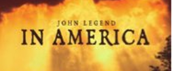 John Legend's Song 'In America' from UNDERGROUND Released Today