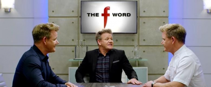 Watch New Promo for Gordon Ramsay's THE F WORD; Coming to FOX This Summer