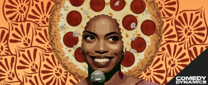 Sasheer Zamata's Album PIZZA MIND Out Today from Comedy Dynamics