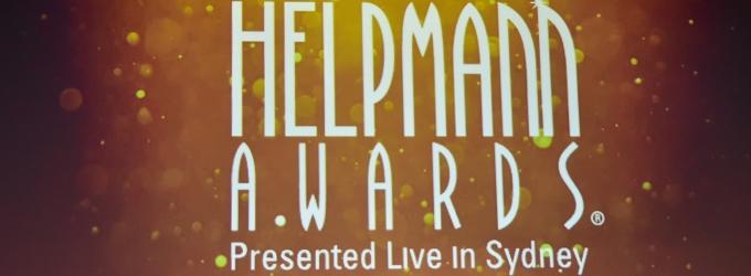 2016 HELPMANN AWARDS