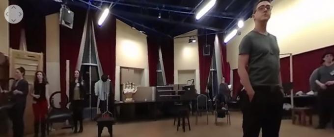 VIDEO: Boston Lyric Opera Launches Virtual Reality Video for Rehearsal of THE RAKE'S PROGRESS