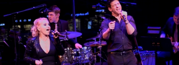 BWW TV Exclusive: Husband & Wife, Andy Karl & Orfeh Team Up Onstage for American Songbook; Watch Highlights!