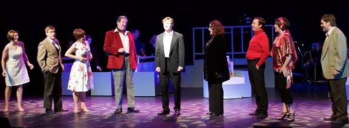 BWW Reviews: Stephen Sondheim's COMPANY at Eight O'Clock Theatre