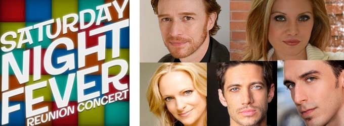 BWW Exclusive: They're Stayin' Alive! SATURDAY NIGHT FEVER Cast Reminisces Before 54 Below Reunion Concert!