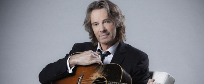 Pop Star Fantasy! Rick Springfield STRIPPED DOWN At The McCallum Theatre