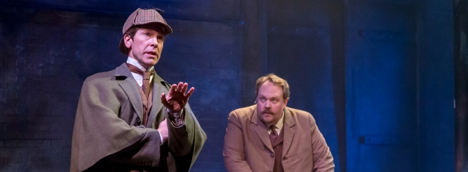 BWW Review: MURDER Afoot with Mercury's Charming SHERLOCK HOLMES
