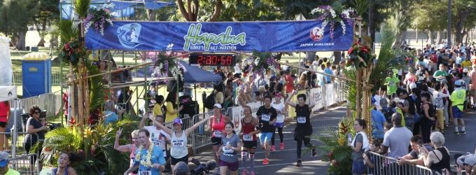 Hawaii's Half-Marathon Hapalua