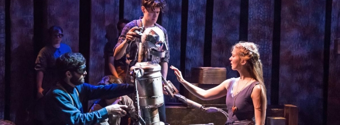 Off-Broadway's THE WOODSMAN to Continue 'Theater Close-Up' on THIRTEEN