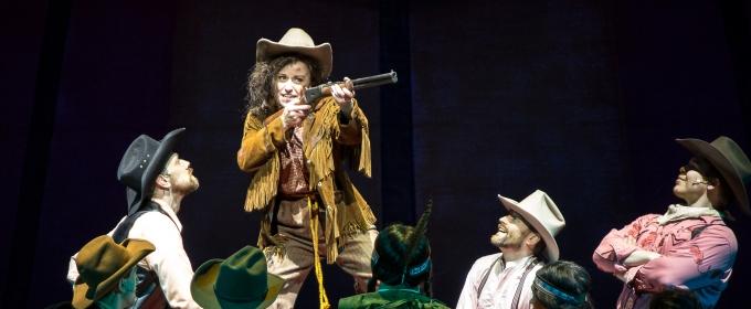 BWW Interview: CAST of ANNIE GET YOUR GUN at Fulton Theatre