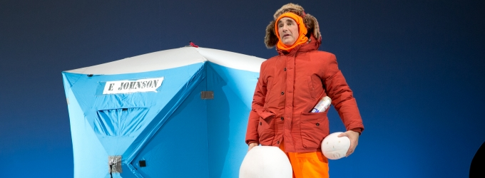 BWW REVIEW: A.R.T. Hooks Mark Rylance's NICE FISH Before NYC Run