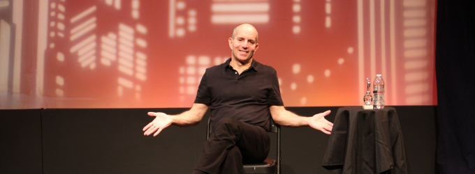 BWW Interview:  Brad Zimmerman and MY SON THE WAITER at GSP 9/8 to 10/2