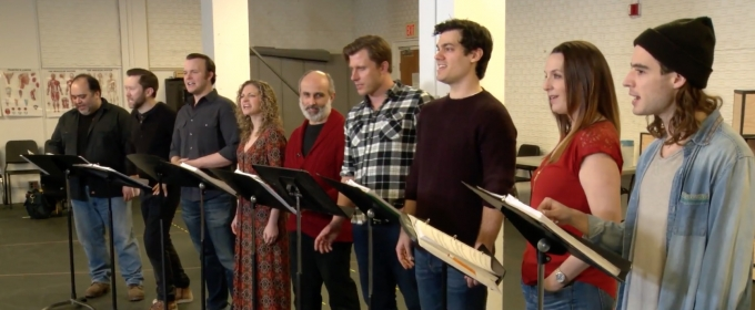 VIDEO: They've Got the Right- Watch Julia Murney, Lauren Molina, Robert Lenzi & More Sing from ASSASSINS at Yale Rep