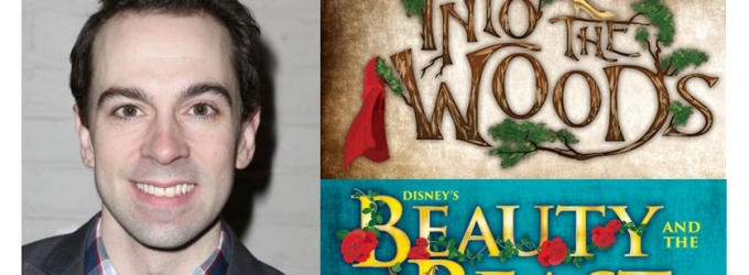 Rob McClure Joins The Muny's INTO THE WOODS and BEAUTY AND THE BEAST This Summer
