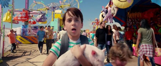 VIDEO: First Look - DIARY OF A WIMPY KID: THE LONG HAUL