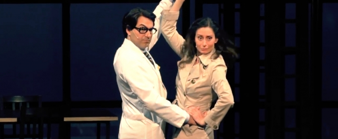 VIDEO: Watch the New Trailer for NEXT TO NORMAL, Coming Up in Furth, Dresden & Vienna