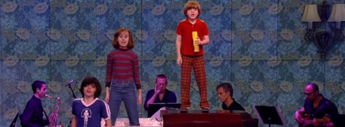 VIDEO: Watch Michael Cerveris & Cast of FUN HOME Appear on 'The View'