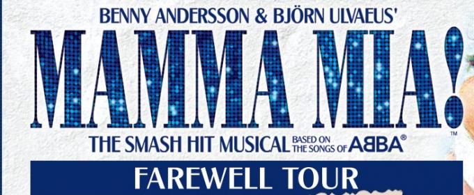 BWW Interview: Dustin Harris Smith of MAMMA MIA!  Farewell Tour