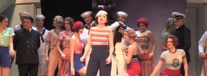 STAGE TUBE: First Look at Highlights of ANYTHING GOES