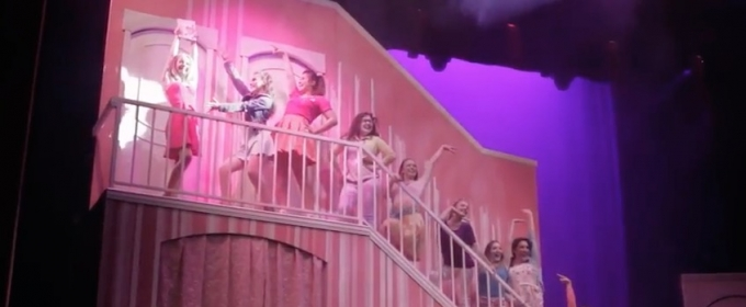 VIDEO: Watch the Cast of LEGALLY BLONDE Performing 'Oh My God You Guys' at Theatre and Dance at Wayne