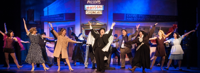 Photo Flash: First Look at Sean Patterson, Gary Rucker and More in THE PRODUCERS at Rivertown Theaters