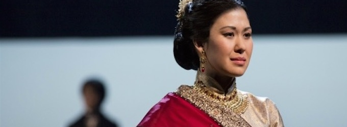 BWW Interview: Tony Nominee Ruthie Ann Miles Holds Court in THE KING AND I