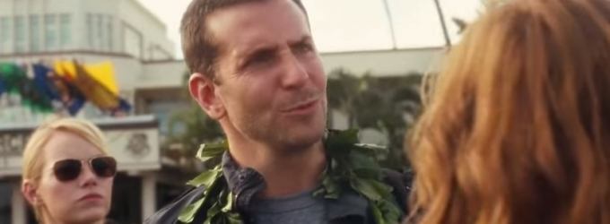 VIDEO: Watch First 8 Minutes of ALOHA Starring Bradley Cooper & Emma Stone
