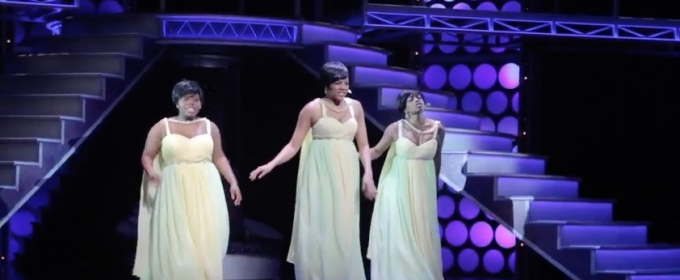 VIDEO: Watch Highlights of DREAMGIRLS at TUTS