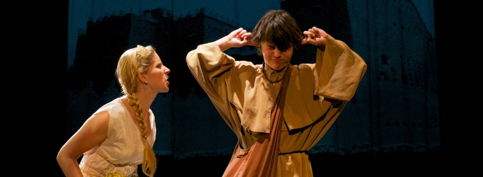 BWW Reviews: SMALL GODS Is A Pratchett Take On The Darkness Of Religion And Political Manipulation