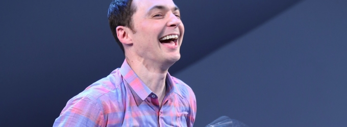 Photo Coverage: Jim Parsons Takes Opening Night Bows in AN ACT OF GOD!