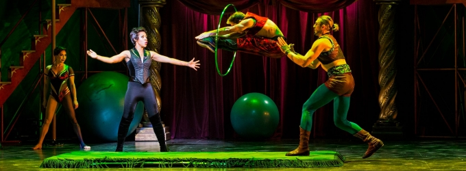 BWW Reviews: PIPPIN National Tour at Durham Performing Arts Center