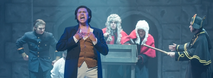 BWW Review: Young Talents Give LES MISERABLES A+ Treatment
