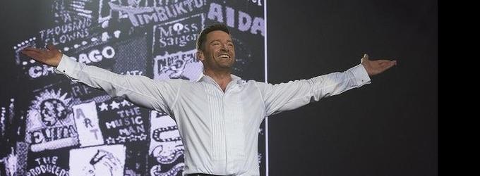 Review: Hugh Jackman Tour