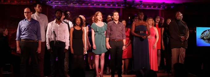 BWW TV: How Sweet the Sound! Josh Young, Erin Mackey & More Preview Broadway-Bound AMAZING GRACE
