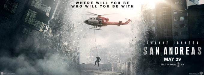 Review Roundup: Dwayne Johnson Stars in Action Drama SAN ANDREAS