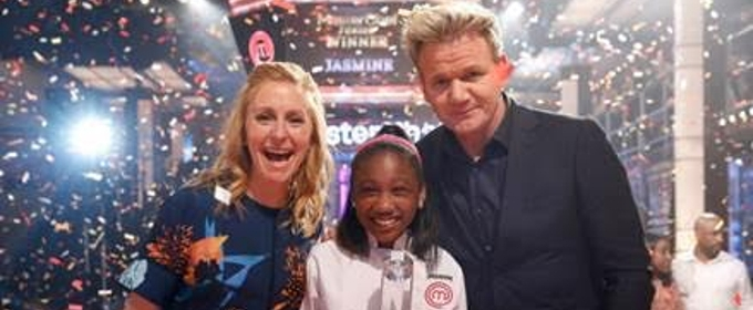MASTERCHEF JUNIOR Reveals Season 5 Winner!