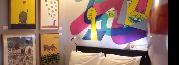BWW Feature: ARTOTEL Thamrin Jakarta Presents UNIVERSE BEHIND THE DOORS: Contemporary Art Exhibition in Hotel Rooms