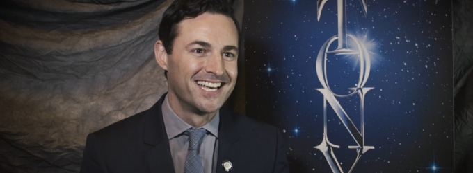 BWW TV Exclusive: Meet the Nominees- AN AMERICAN IN PARIS' Max von Essen- 'The Gifts Keep on Coming!'