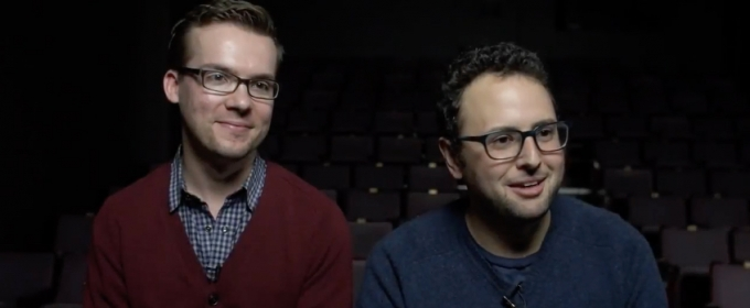 VIDEO: Creators Chat New Musical THE BOY WHO DANCED ON AIR at Abingdon