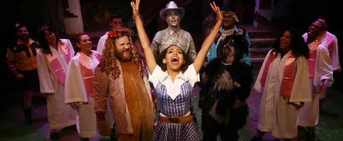 BWW Review: PANTO WONDERFUL WIZARD Gets Silly at Stages Repertory Theatre
