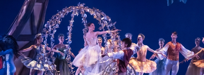 BWW Reviews: MKE Ballet's CINDERELLA Glitters with Classic Romance