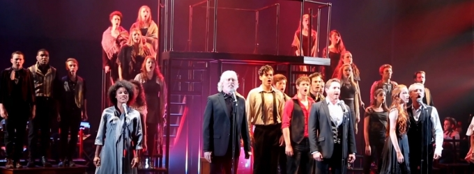 BWW TV: Exclusive Sneak Peek! Terrence Mann, David Harris and More in Highlights of CRT's LES MISERABLES