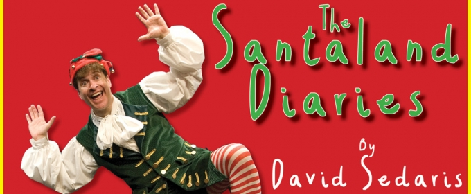 Players opens inaugural winter season with the santaland diaries