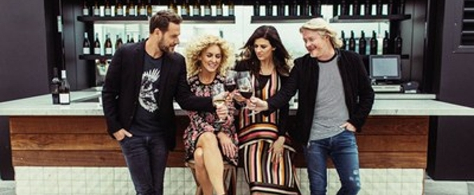 Grammy -Winning Little Big Town & Washington State's Browne Family Vineyards Debut 4 Cellars