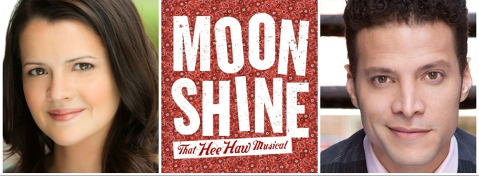 Justin Guarini, Rose Hemingway & More Will Star in MOONSHINE: THAT HEE HAW MUSICAL at Dallas Theater Center