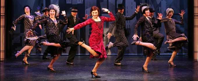 BWW Interview: The New Girl In Town: Taylor Quick of THOROUGHLY MODERN MILLIE at Goodspeed Musicals