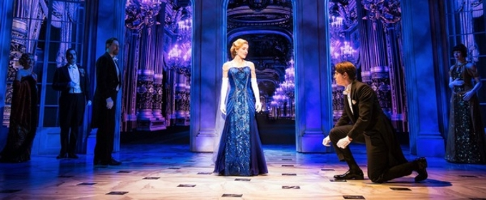 Review Roundup: Have You Heard? ANASTASIA Opens on Broadway Tonight!