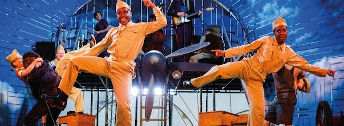 Cast Announced For 946: THE AMAZING STORY OF ADOLPHUS TIPS At Shakespeare's Globe