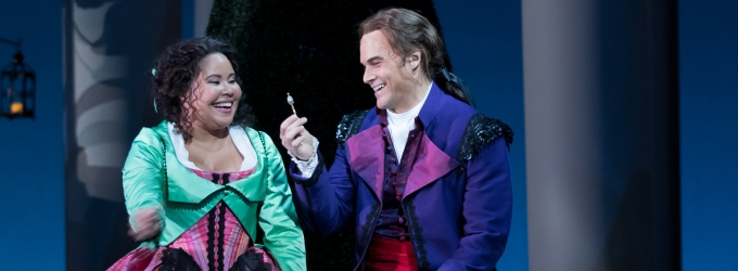 BWW Review: THE MARRIAGE OF FIGARO Offers a Bouquet of Musical Delights at Washington National Opera