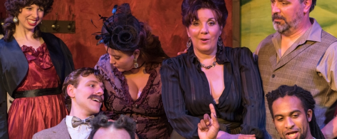 "BWW Review: ""Picasso at the Lapin Agile"" less than it should be at Blank Canvas"
