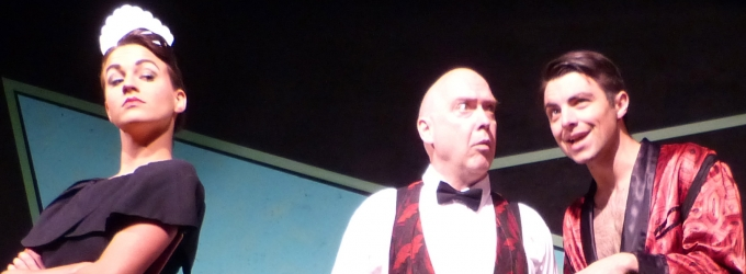 BWW Reviews: MAID TO MARRY Presents Chic, Romantic Opera at Third Avenue Playhouse